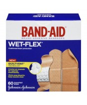 Band-Aid Wet-Flex Aquaflex Foam Bandages