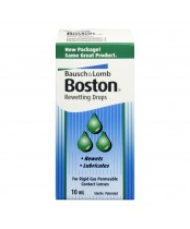 Bausch & Lomb Boston Rewetting Drops
