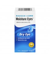 Bausch & Lomb Moisture Eyes Dry Eye