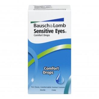 Bausch & Lomb Sensitive Eyes Comfort Drops