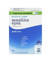 Bausch & Lomb Sensitive Eyes Multi-Purpose Solution
