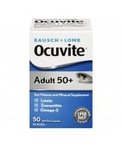 Bausch + Lomb Ocuvite Adult 50+