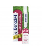 Benadryl Itch Relief Stick