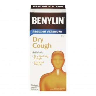 Benylin DM Regular Strength Dry Cough