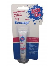 Benzagel Spot-On Acne Gel