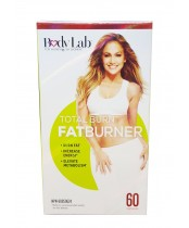 Body Lab Total Burn Fatburner Capsules