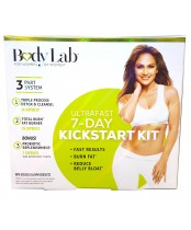 Body Lab Ultrafast 7-Day Kickstart Kit Capsules