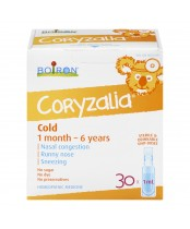 Boiron Coryzalia Cold Homeopathic Medicine