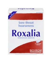 Boiron Roxalia Chewable Tablets