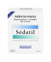 Boiron Sedatil Nervousness Homeopathic Medicine