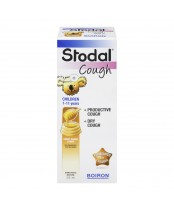 Boiron Stodal Children Honey Based Cough Syrup