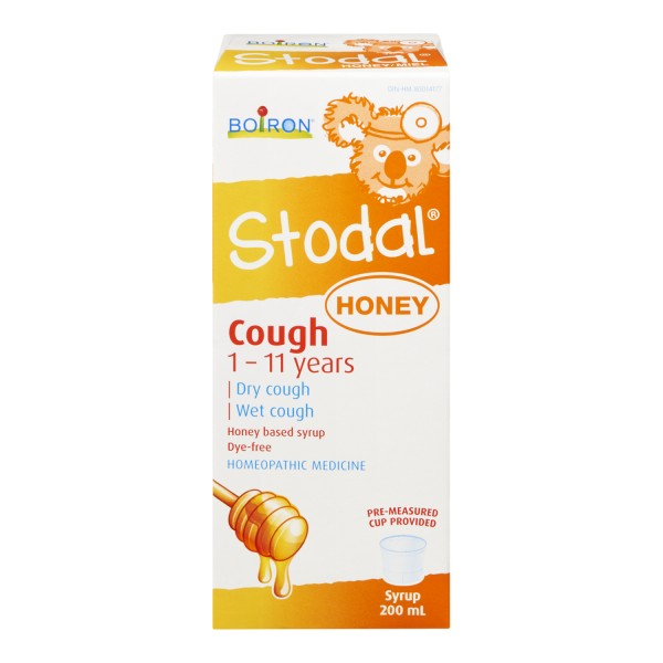Buy Boiron Stodal Children S Homeopathic Cough Syrup In