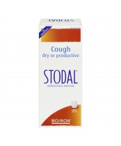 Boiron Stodal Cough Syrup