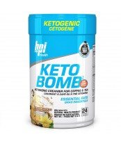 BPI Sports Keto Bomb Ketogenic Creamer French Vanilla Latte
