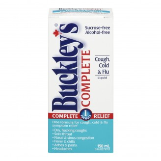 Buckley's Complete Cough Cold & Flu
