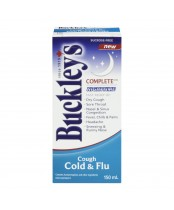 Buckley's Complete Nighttime Cough Cold & Flu Syrup