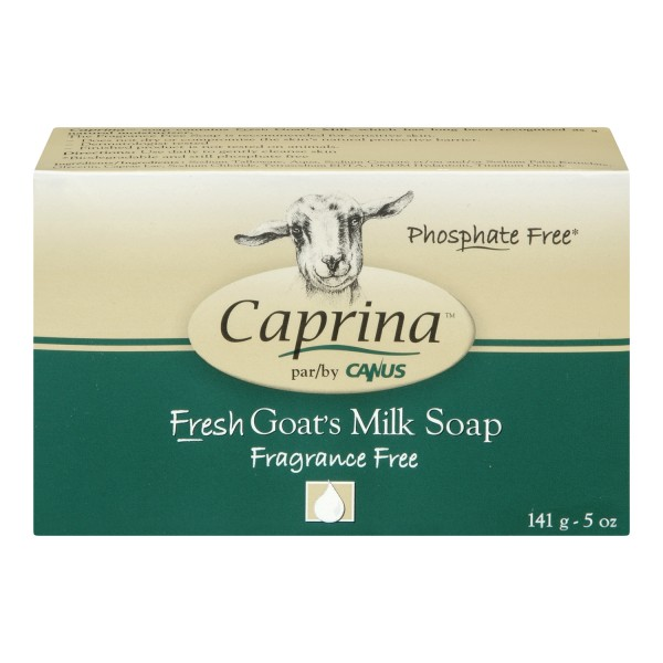 All Natural Fragrance Free Soap