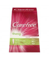 Carefree Thong Pantiliners