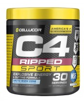 Cellucor C4 Ripped Sport Pre-Workout Arctic Snow Cone