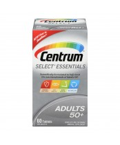 Centrum Select Essentials Complete Multivitamin/Mineral Supplement Tablets