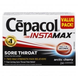 Cepacol Instamax Cherry
