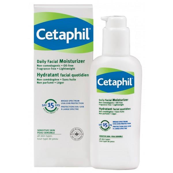 Daily Facial Moisturizer with SPF 15 Cetaphil