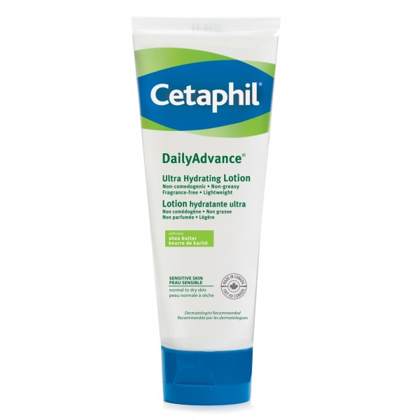 Buy Cetaphil Dailyadvance Ultra Hydrating Lotion In Canada