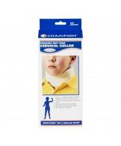 Champion Pediatric Soft Foam Cervical Collar Youth Kids Line
