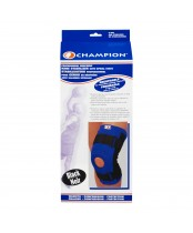 Champion Professional Neoprene Knee Stabilizer With Spiral Stays Large
