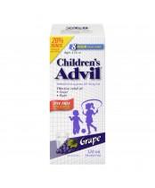 Children's Advil Dye Free