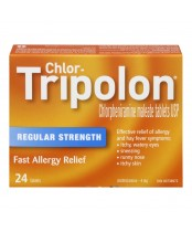 Chlor-Tripolon Regular Strength Allergy Relief