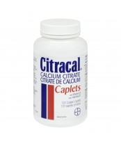 Citracal Calcium Citrate with Vitamin D Caplets