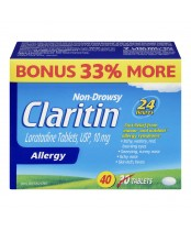 Claritin Allergy Tablets