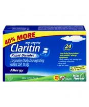 Claritin Rapid Dissolve
