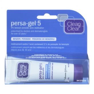 Clean & Clear Persa-Gel 5