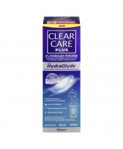 Clear Care Plus Hydra Glyde Moisture Matrix