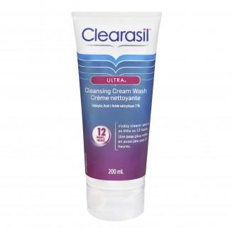 Clearasil Ultra Cleansing Cream Wash