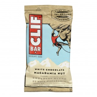 Clif Bar Nutritional Supplement Energy Bars