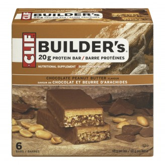 Clif Builder's Nutritional Supplement Protein Bars