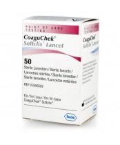 CoaguChek Softclix Lancets 50's