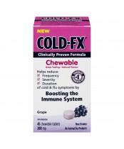 Cold-FX Chewable Grape