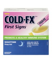 Cold-FX First Signs Nighttime Sleep Aid Sachets