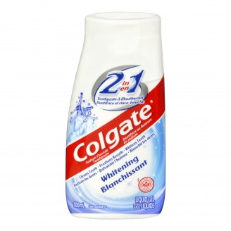 Colgate 2in1 Whitening Toothpaste