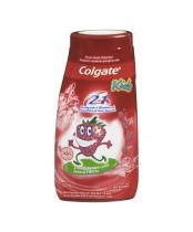 Colgate Kids 2-in-1 Toothpaste and Mouthwash