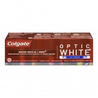 Colgate Optic White Icy Fresh Anticavity Toothpaste