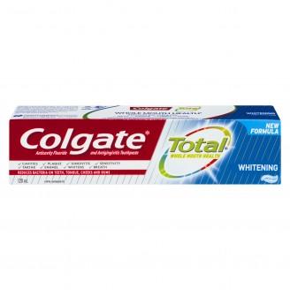 Colgate Total Toothpaste, Whitening Gel