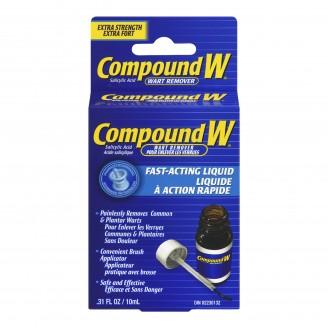 Compound W Extra Strength Wart Remover Liquid