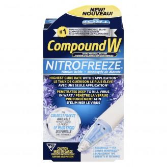 Compound W Nitrofreeze