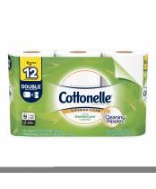 COTTONELLE B/T GENTLE CARE 170   6'S