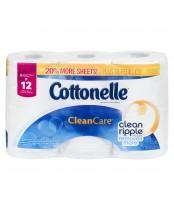 Cottonelle Clean Care Double Rolls Toilet Paper